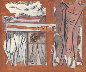 Fig. 19 Mark Rothko, Untitled (1942).