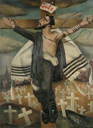 Fig. 4 Emmanuel Levy, Crucifixion (1942).